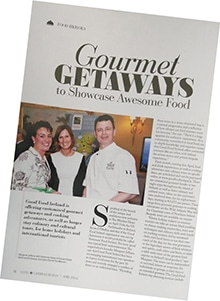 Good Food Ireland In Hotel & Catering Review April 2016