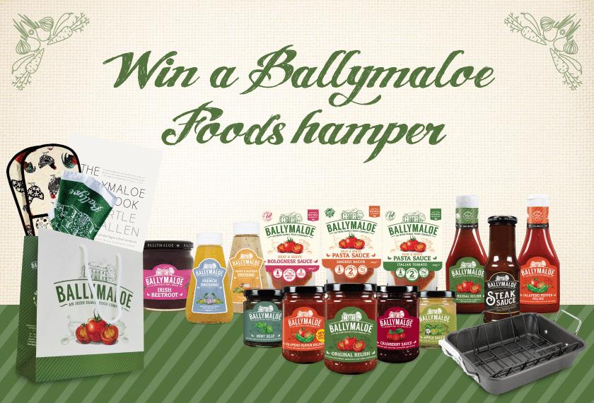CLOSED Win a Ballymaloe Foods Hamper with Good Food Ireland