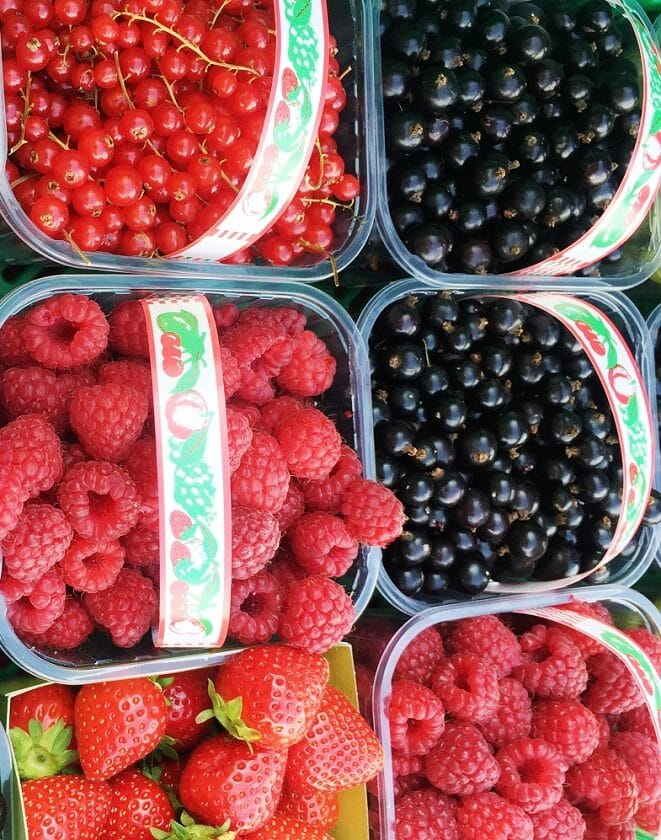 NOW CLOSED WIN A Hamper Full of Summer Fruits from Greens Berry Farm with Good Food Ireland