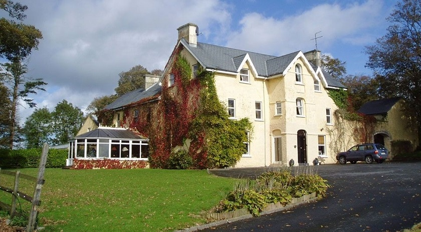NOW CLOSED WIN An Overnight Stay with Dinner at Carrygerry Country House, Co Clare