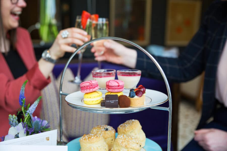 NOW CLOSED WIN Sparkling Afternoon Tea for Two at The River Lee Hotel, Cork