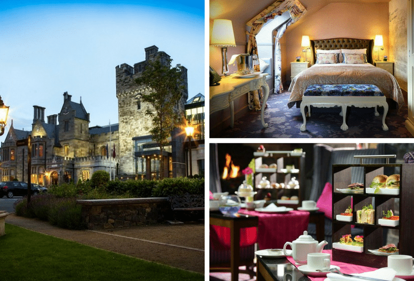NOW CLOSED – WIN Good Food Ireland Experience for Two at Clontarf Castle Hotel, Dublin
