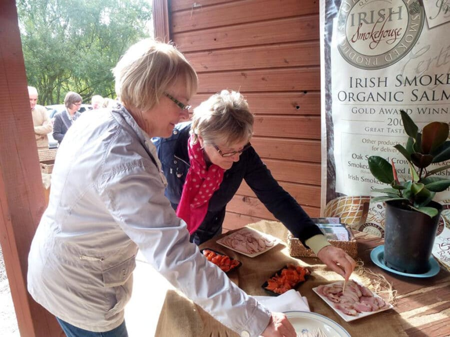Irish Salmon Smokehouse Tour & Tasting with Master Smoker