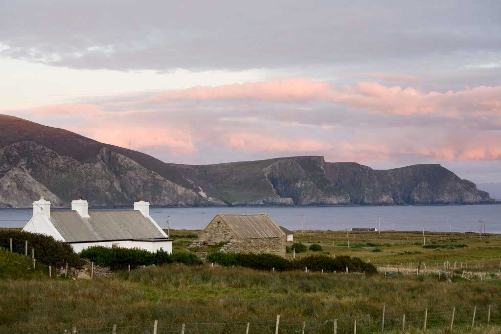 Aw shucks! Fall In Love with Achill Oysters