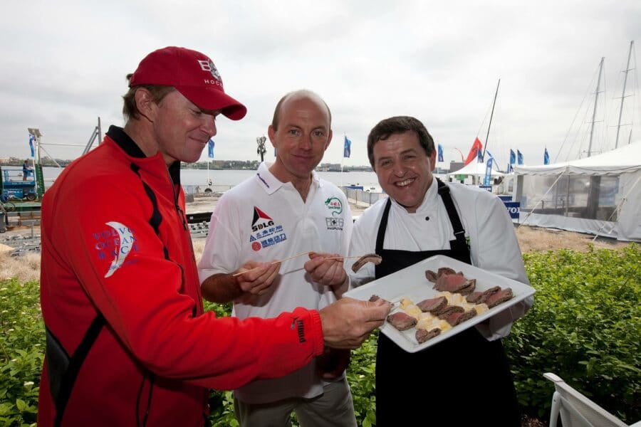 Irish Food around the World <span></noscript>With the Volvo Ocean Race</span>