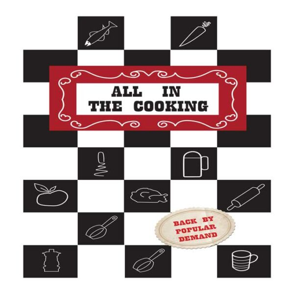 All in the Cooking, Cook Book