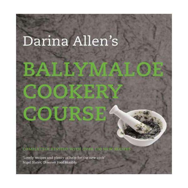 Ballymaloe Cookery Course, cook book