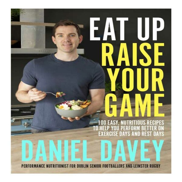 Eat Up Raise Your Game, Daniel Davey