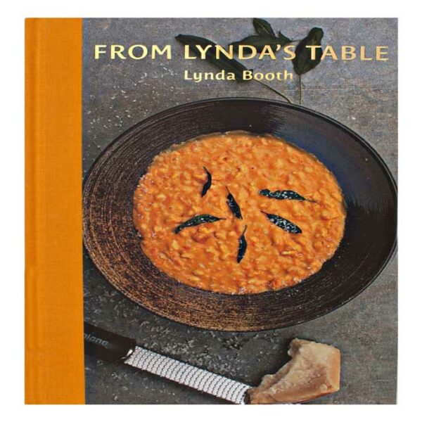 From Lynda's Table, Lynda Booth