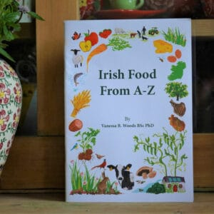 Irish Food From A-Z Book