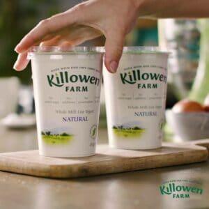 Killowen Farm, Co. Wexford, Large Tub