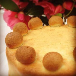 Easter Simnel Cake, Ballymaloe House, Cork, Good Food Ireland®