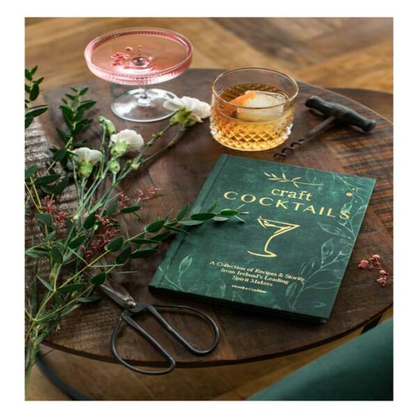 Craft Cocktails, Monika Coghlan