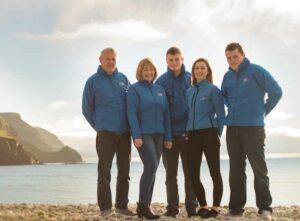 The O'Malley Family, Achill Island Sea Salt, Co. Mayo