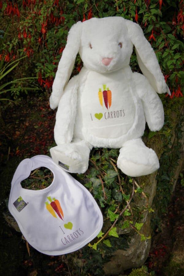 Good Food Ireland Bunny & Bib
