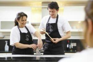 Dublin Cookery School Course
