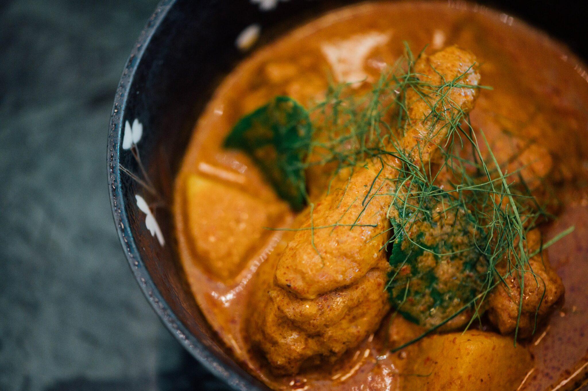 Old Delhi-Style Butter Chicken