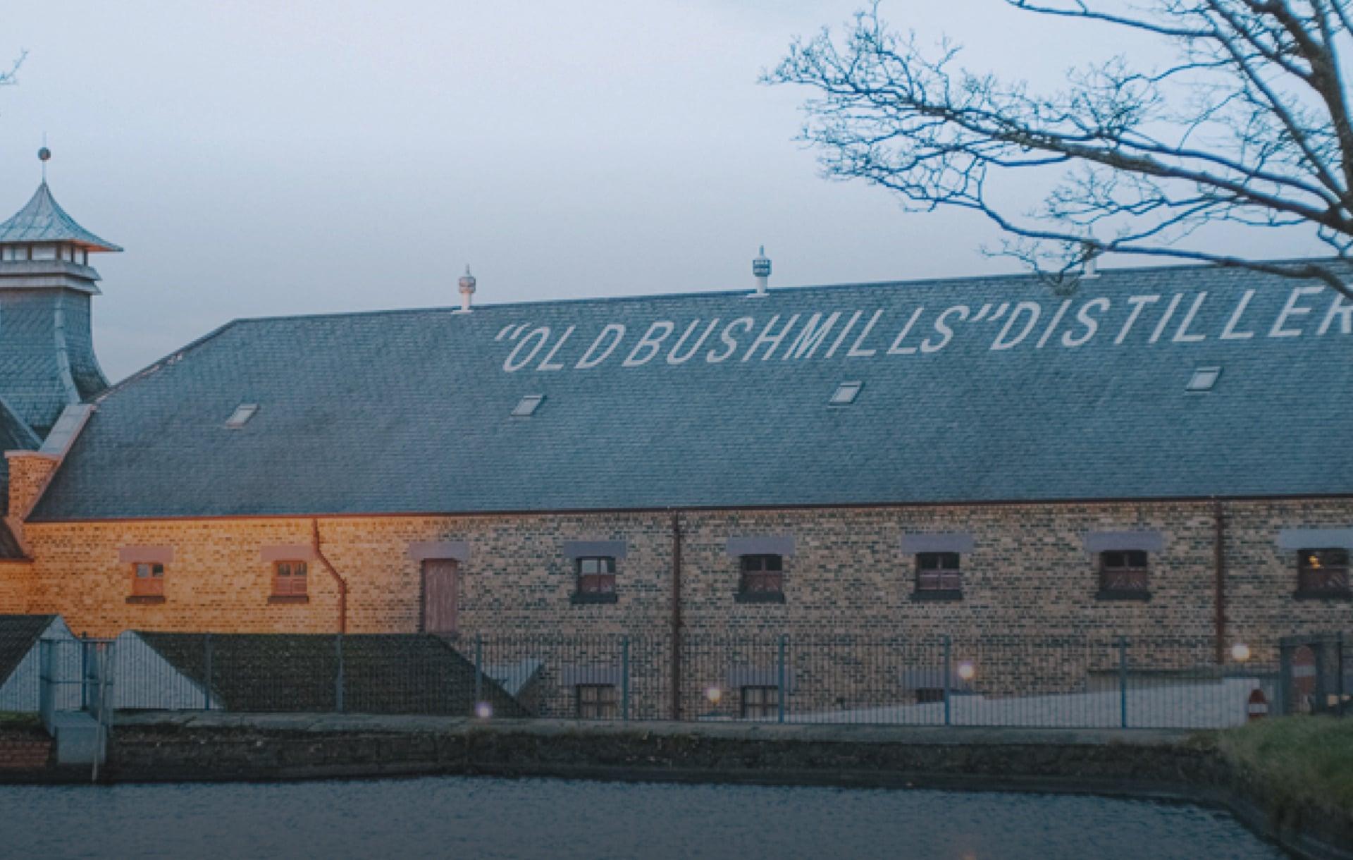 The History Of Bushmills Whiskey