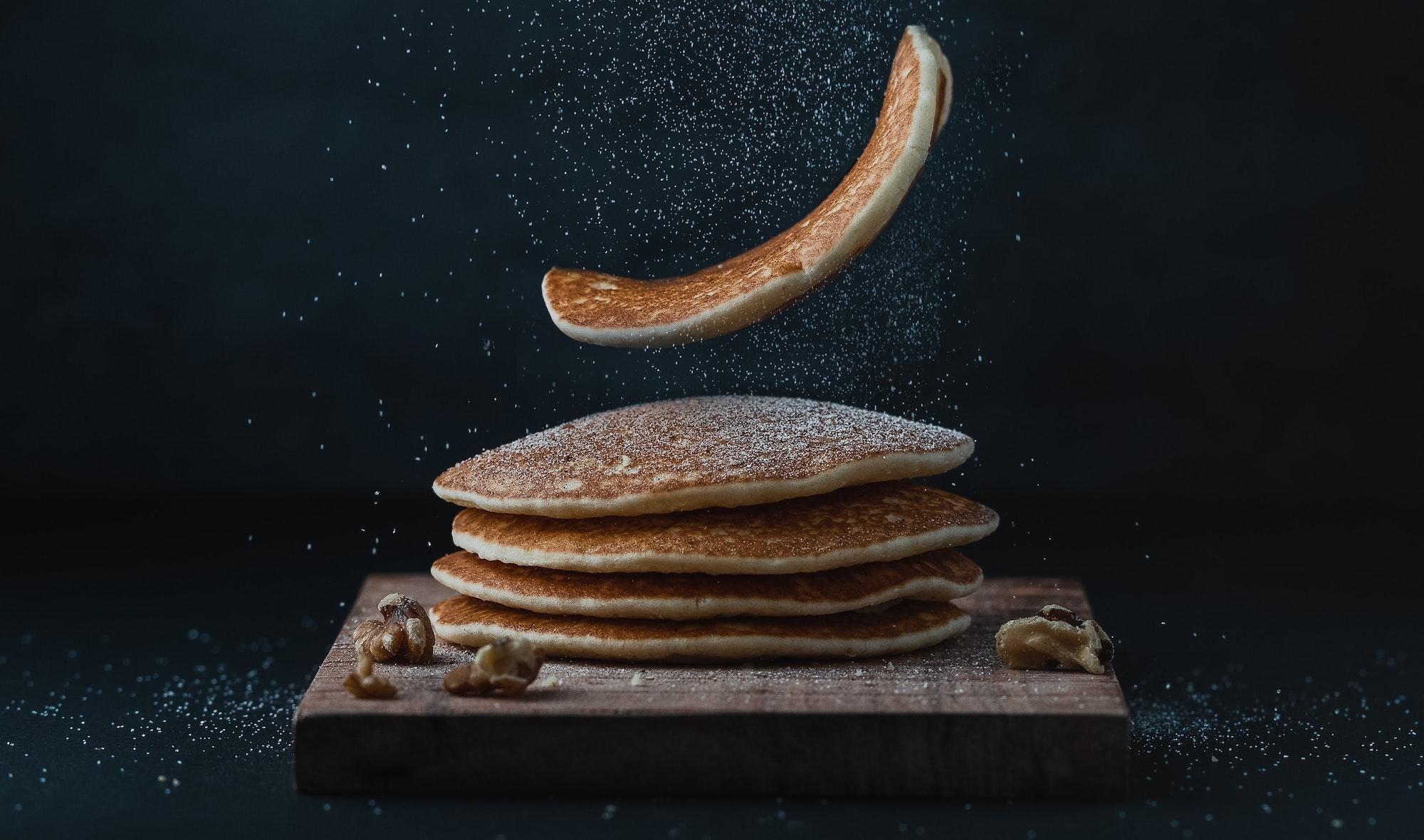 Cuinneog's Buttermilk Pancakes
