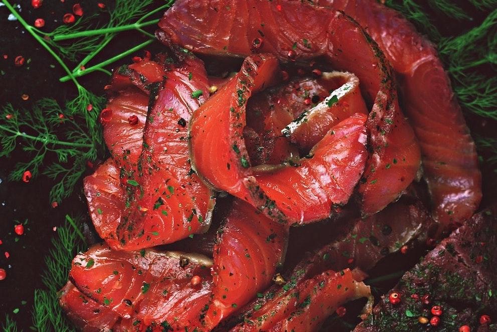 Smoked Salmon – A Christmas Favourite
