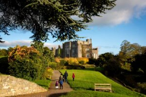 Birr Castle Gardens.
