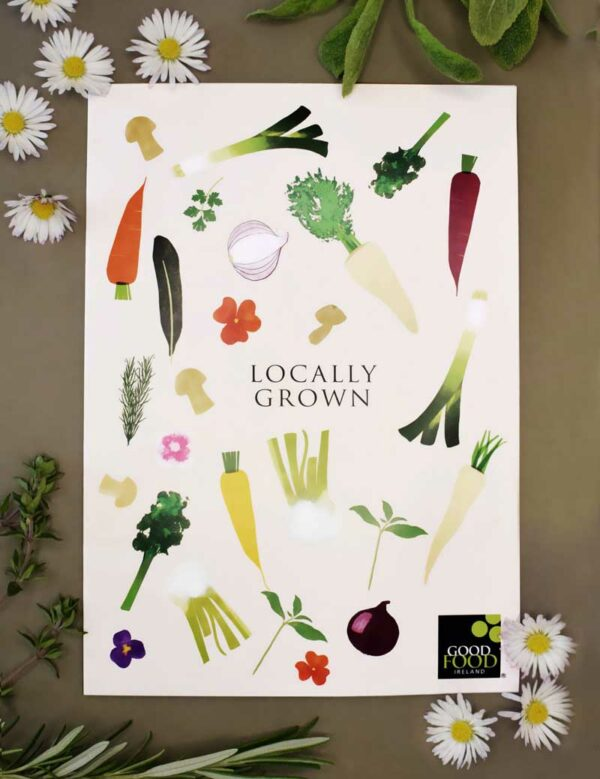 Locally Grown Greeting Cards