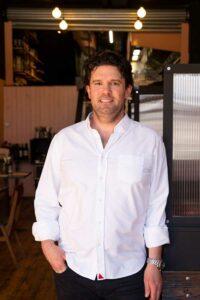 Paul McVeigh of Mister S Restaurant