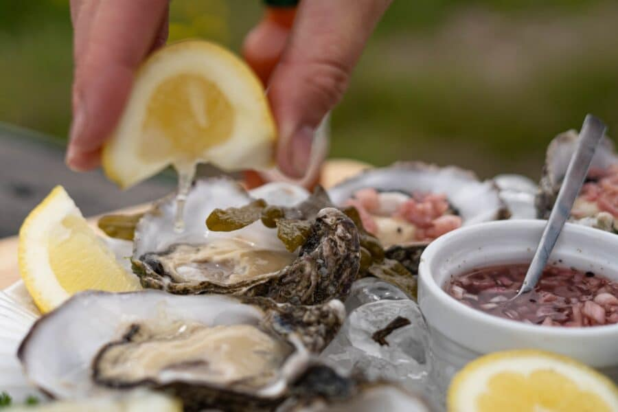 Did You Know? It's Oyster Month…