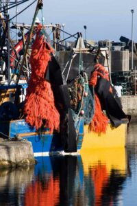 West Coast Fishing Vessels.