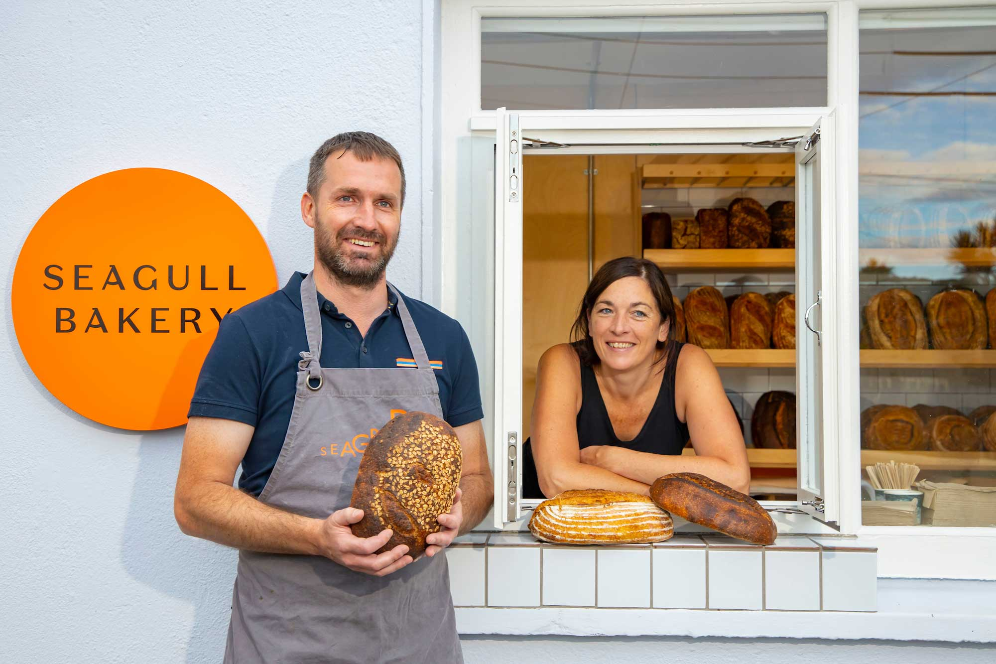 The Seagull Bakery